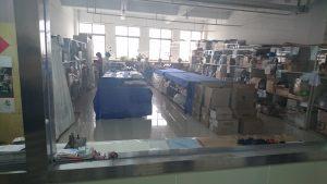 量産資材置き場