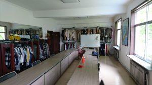 会議室兼サンプル室