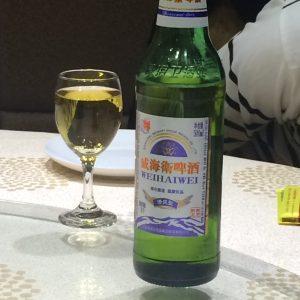 威海地域のビール